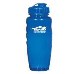 Poly-clear™ Gripper Bottle - 30 oz